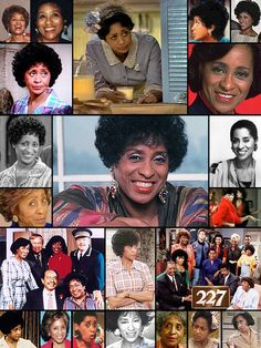"""Marla Gibbs (born Margaret Theresa Bradley, June 14, 1931) is an American television and film actress and singer. She is best remembered for playing Louise & George Jefferson's sarcastic maid, Florence Johnston, on The Jeffersons (1975-1985, CBS). She also starred as Mary Jenkins on the television series 227 (1985-1990, NBC). She co-wrote the theme song for 227 with songwriter Ray Colcord, and owned a jazz club in South Centra LA called """"Marla's Memory Lane Jazz & Supper Club from 1981 to 1999."""