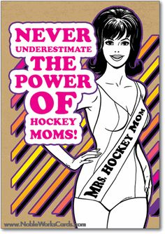Hockey Moms