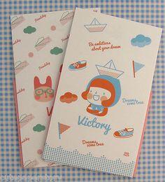 Victory Cute Korean Letter Set Stationery Kawaii Letter Writing | eBay
