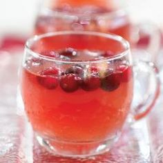 punch for christmas day and parties