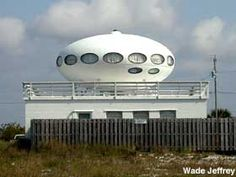 UFO House on Pensacola Beach #pensacola