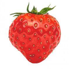 Anna Mason Art | Strawberry