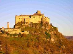 Castello di Bardi, in the mountains of Parma.