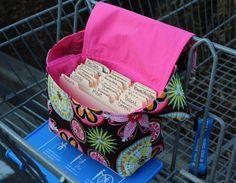 Coupon Organizer Bag -coupon purse Carnival