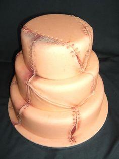 Frankenstein's cake