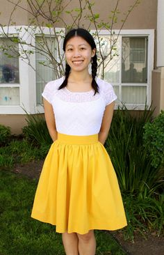DIY : FREE Summer Dress Sewing Tutorial