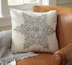 Holiday Pillows & Holiday Throw Pillows | Pottery Barn