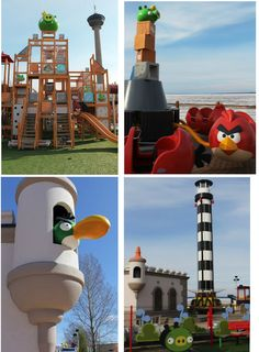 Angry Birds Park!