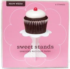 Cupcake stands!
