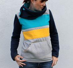 Sewing hoodie #sewing