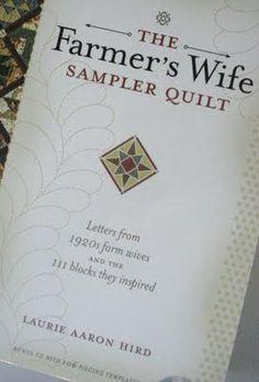 Farmer's Wife Quilt Along