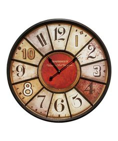 Take a look at this Iron Clock by VIP International