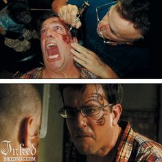 Best Tattoos In Movies-Pt3 : Inked Magazine - The Hangover Part II Mike Tyson #tattoo #tattoos #movies #inkedmag #celebrities #celebritieswithtattoos #actor #actress
