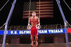 SAM MIKULAK  Gymnastics