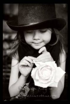 Beautiful, beautiful little girl.