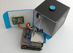 diy arduino appareil photo cmos gps 3 DIY : Fabriquer un appareil photo avec un kit Arduino.