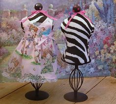 Dress Form for Your 18 Inch Doll by MyGirlClothingCo on Etsy, $16.00