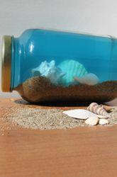 Create an Ocean in a Bottle