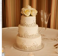 With the right flowers or cake topper