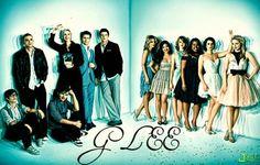 Glee glee glee