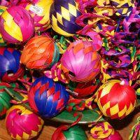 Set of Palma Decorative Balls & Garlands