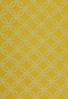 Fabric | Circle Dance in Chartreuse | Schumacher