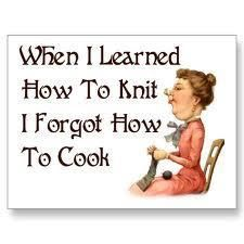 Knitting And Crocheting Quotes : knit and crochet quotes on Pinterest Crochet Humor, Knitting and ...