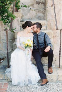 Heirloom wedding inspiration