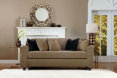If you LOVE to bring texture into your rooms, then you will want to see this new #slipcover design.