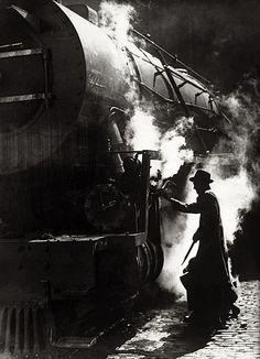 JacquesBoyer - Construction de Locomotive, 1946
