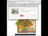 Check out this tip on how to make adding descriptions super easy in Pinterest!
