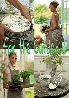 For the Garden ♥