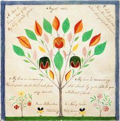 shaker tree of life