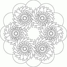 Coloring Page Challenges - Adult Coloring Pages