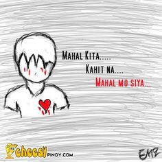 pinoy cheesy quotes on pinterest filipino funny tagalog