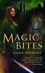Magic Bites | Ilona Andrews