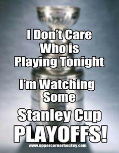 hockey memes   Stanley Cup Playoff Hockey Meme