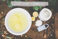 3 Steps to Pretty Summer Feet ~ http://www.henryhappened.com/wp-content/uploads/2013/06/summer-feet.jpg