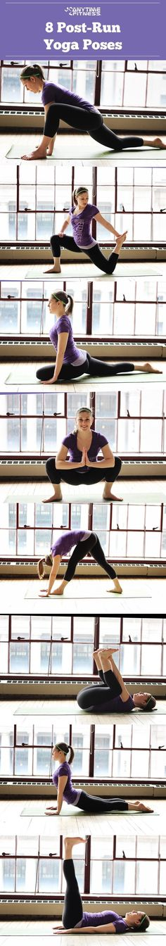 8 Active Yoga Poses
