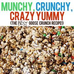 Goose Crunch