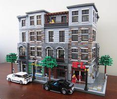 LEGO avenue.