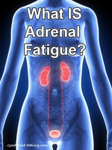 Adrenal fatigue is becoming a modern epidemic. If you are a #woman finding #weightloss diffcult, or are struggling with #PMS or #menopause. You might want to read this article.