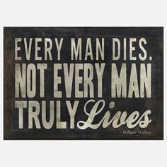Every Man Dies now featured on Fab.