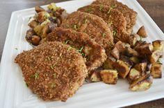 Pretzel Pork Chops - ateaspoonofhappiness.com
