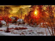Elvis Presley - On A Snowy Christmas Night, (HD)