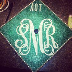 My graduation cap! #KΔ #AOT