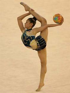 Гимнасты и гимнастки