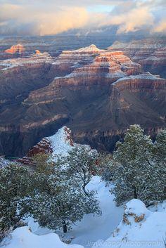 "Grand Canyon, Arizona, USA - ""Grand Canyon, Sunrise""."