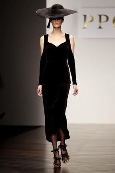 #PPQ Fall Winter Ready To Wear 2013 London #lfw