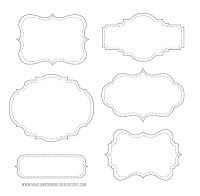 free candy buffet labels template just b cause. Black Bedroom Furniture Sets. Home Design Ideas